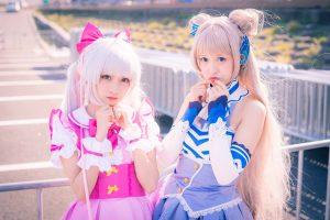 Toko untuk Penggemar Anime dan Manga di Nipponbashi, Osaka