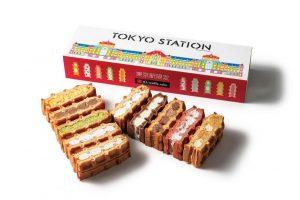 5 Cemilan Menggemaskan dari Stasiun Tokyo Jepang