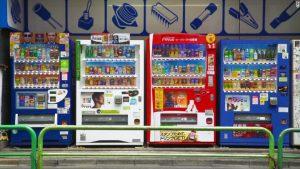 10 Hal Unik tentang Mesin Penjual Otomatis di Jepang