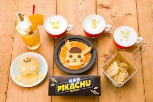 Bersantap Bersama Pikachu di Pokemon Cafe Tokyo