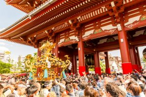 8 Top Event Musim Panas di Tokyo 2019