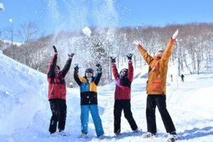 5 Tempat Ski Paling Asik di Sekitar Tokyo
