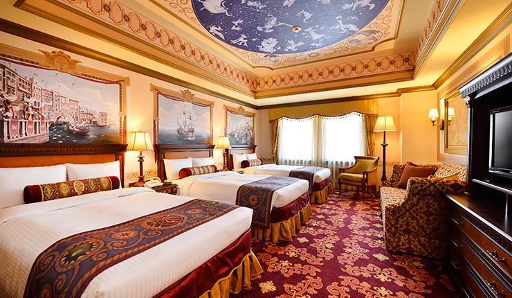 Kamar Hotel Tokyo DisneySea MiraCosta