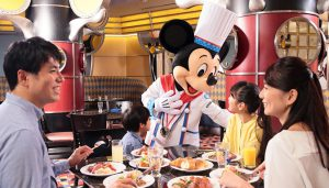 Rekomendasi Hotel dekat Disneyland Jepang