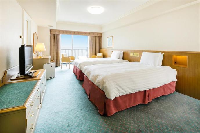 kamar Tokyo Bay Maihama Hotel Club Resort