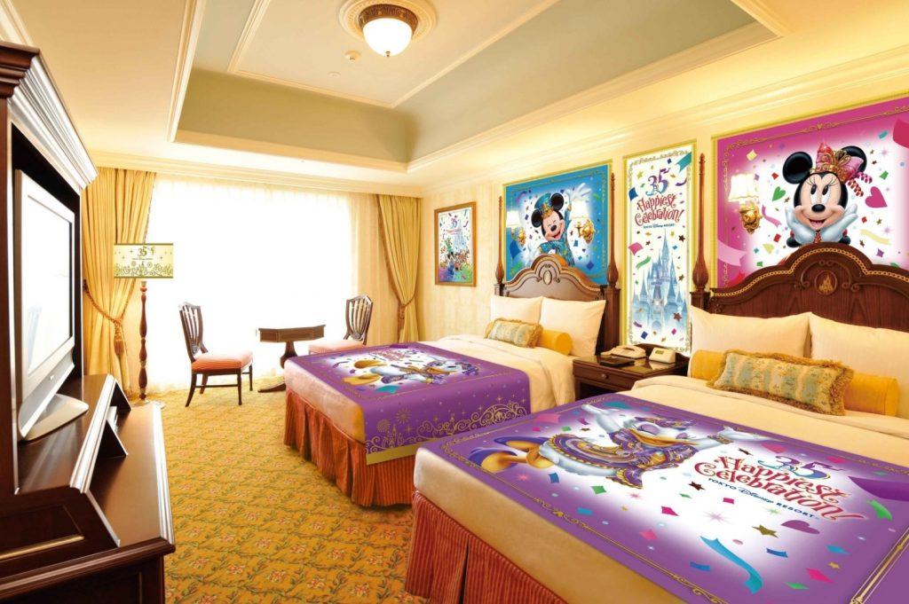 kamar tokyo disneyland resort