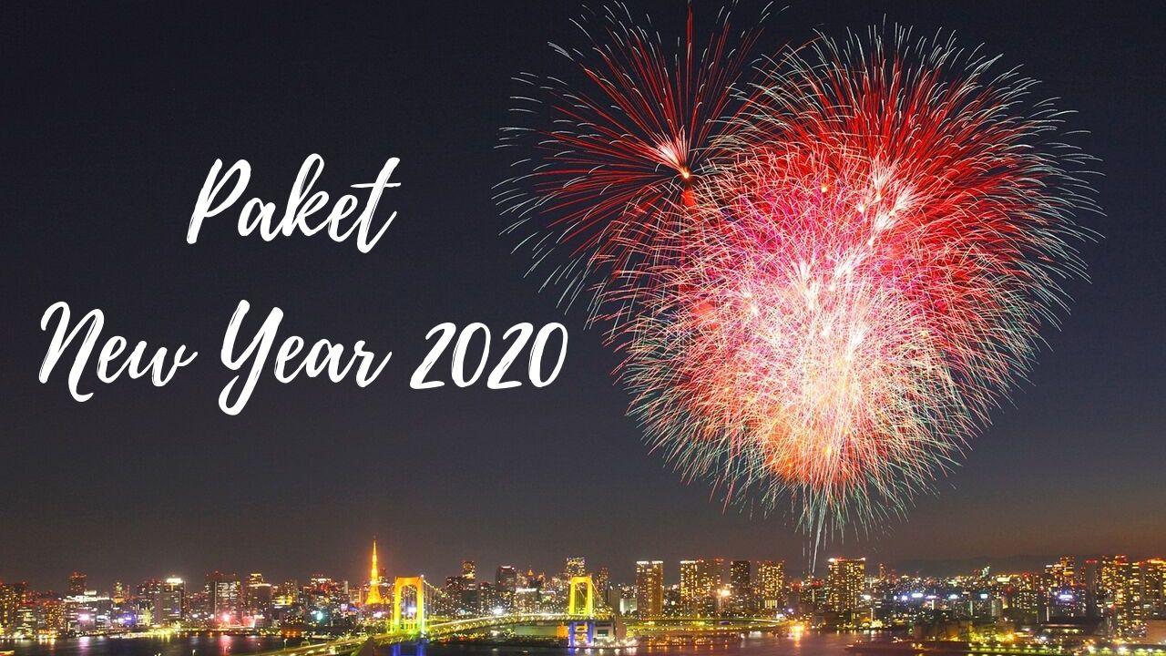 """Paket Tour Jepang """"NEW YEAR 2020 """" 29 Desember – 3 Januari 2020"""