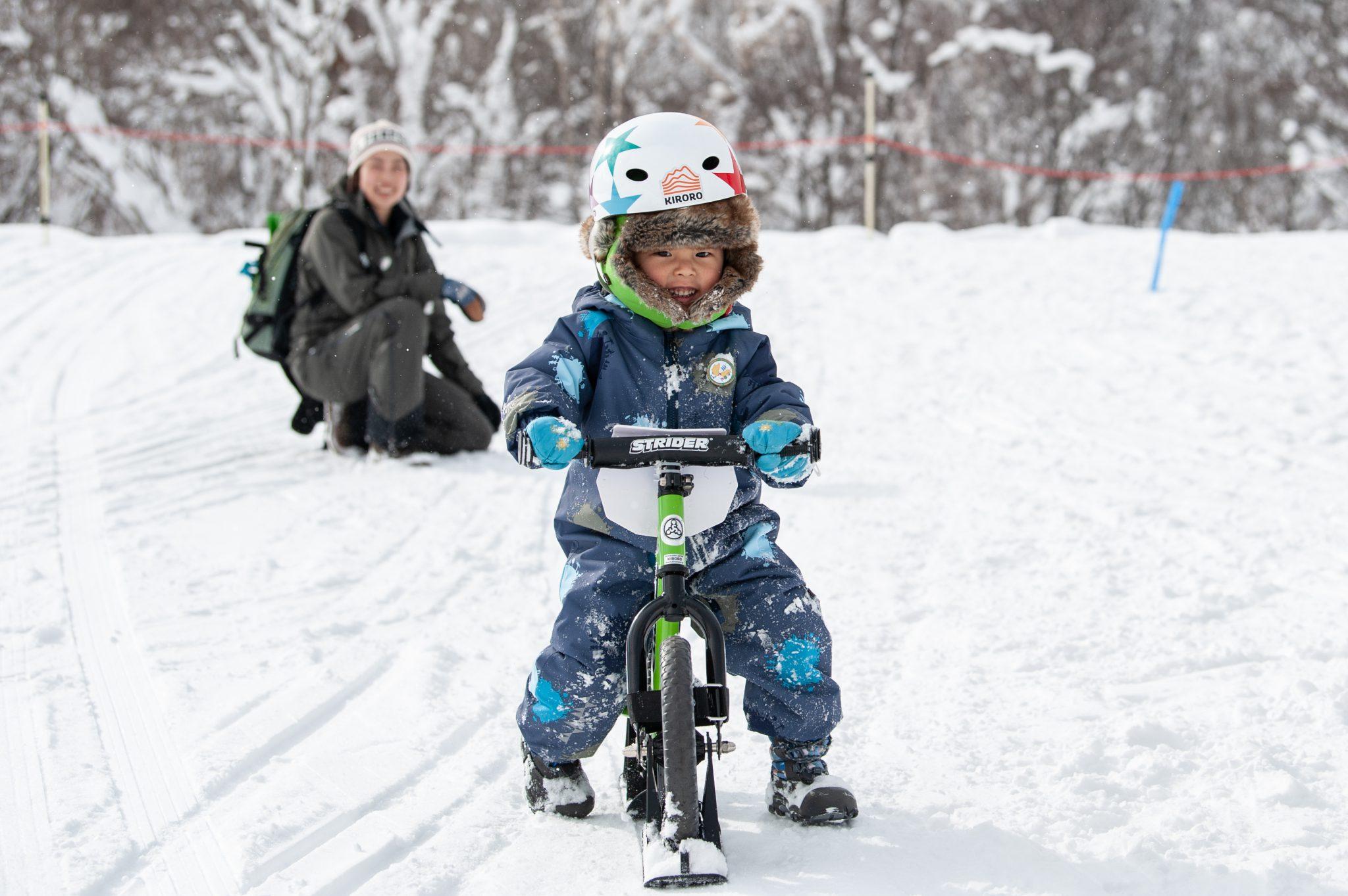 tour hokkaido winter dingin di kiroro snow resort
