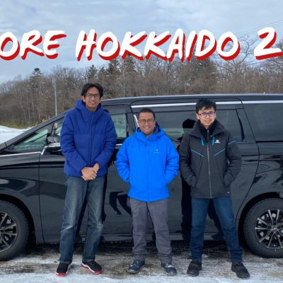 EXPLORE HOKKAIDO 2020